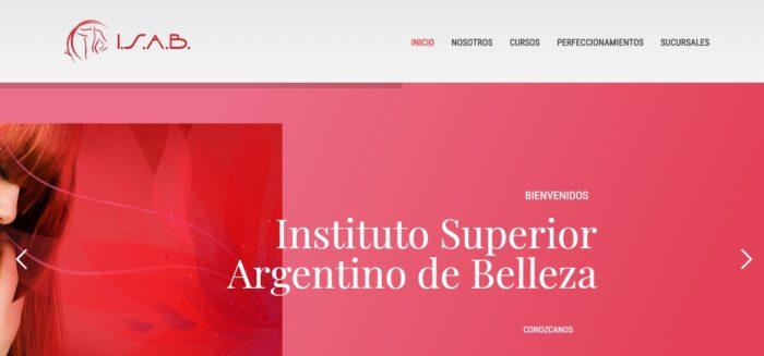 Instituto superior argentino de belleza
