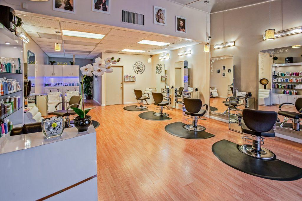 administrar un salon de belleza