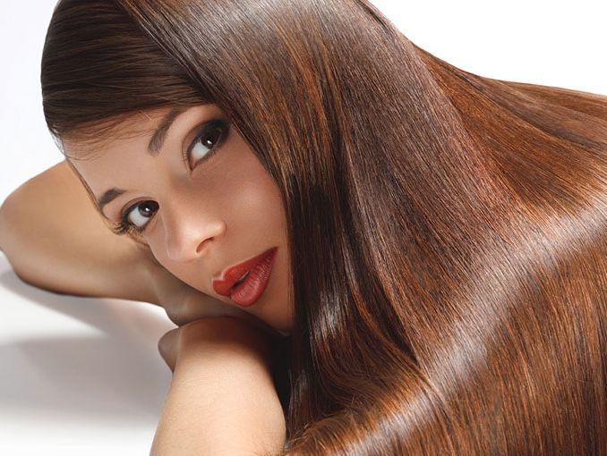 Las ceramidas también pueden aplicarse en el cabello