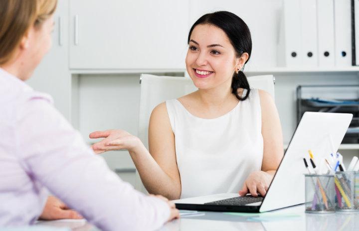 Protocolo de atención: un cliente contento regresará.