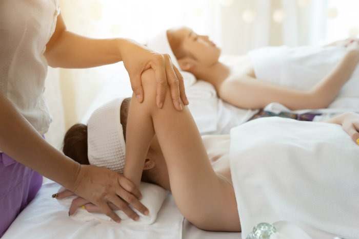 tratamientos corporales con productos Lidherma